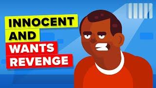 Innocent Prisoner Plots Revenge For 46 Years