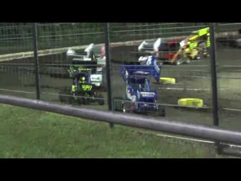 Emilio Hoover 6-18-16 Port City Raceway