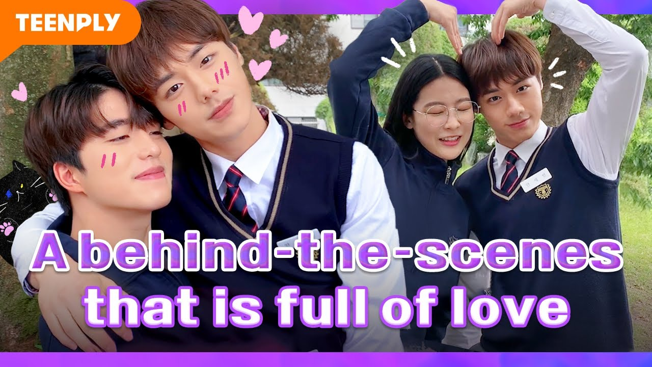 What? There was a hidden love interest?   Let me off the earth   Behind-the-scenes (ENG sub)