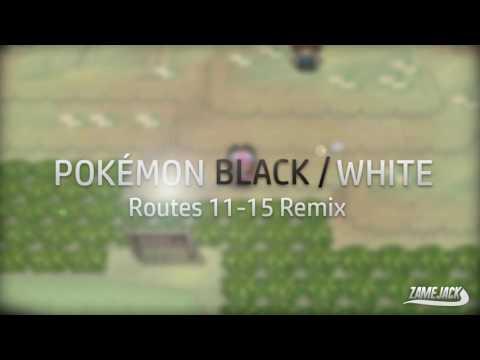 Pokémon Black & White: Routes 11-15 Remix