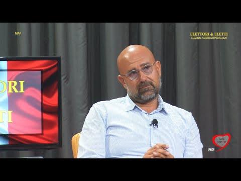 Elettori & Eletti 2020: Riccardo Frisardi, candidato Fratelli D'Italia al consiglio comunale Andria