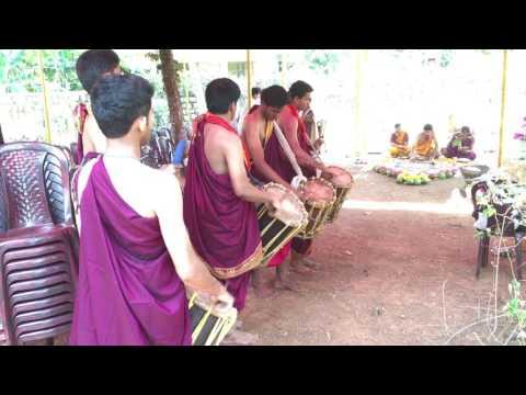 Chande Vadya in Karkala - 2
