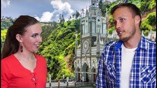 ANDREI: El viaje y la vida en Como es vivir en COLOMBIA 😃