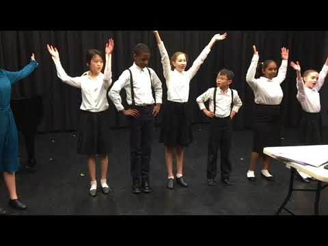 Ben Heppner Vocal Music Academy Musical Theatre Ensemble At Kiwanis Festival 2018