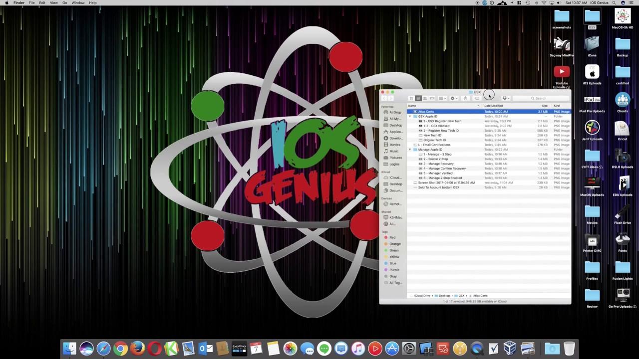 GSX How to Gain GSX Apple Access