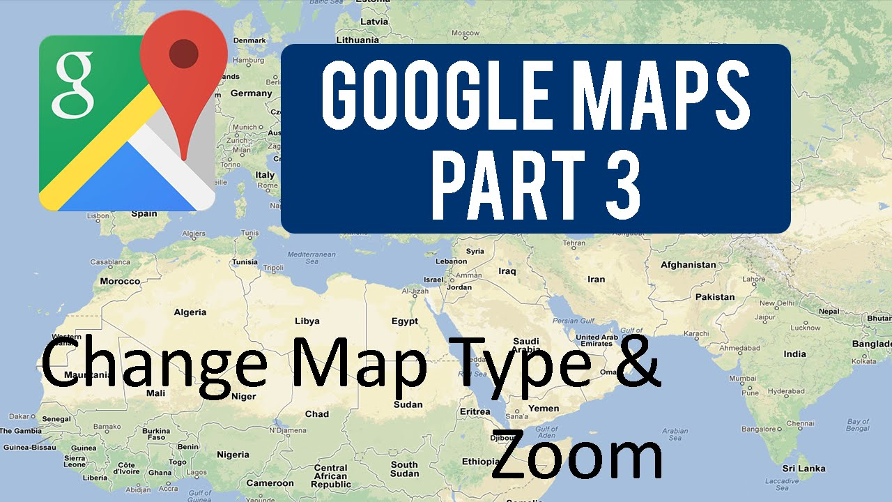 Google Maps Tutorial : Part 3 (Change Map Type & Zoom) on map slide, map select, map measure distance, map land of the lost, map ltd, map reporter, map of spain la liga teams, map shelby, map measure tool, map information, map icon library, map widget, map of europe with names, map snap, map screensaver, map hancock, map scaling, map watermark, map layers,