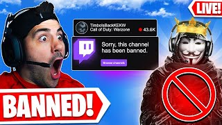 I Spectated a Hacker and Got Them BANNED LIVE! 🤯 (Cold War Warzone)