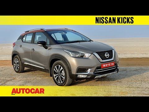 Nissan Kicks | India Drive Review | Autocar India