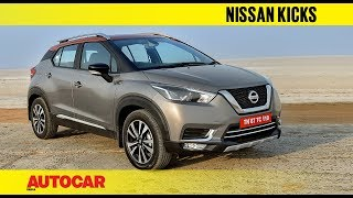Nissan Kicks | India Drive Review | Autocar India