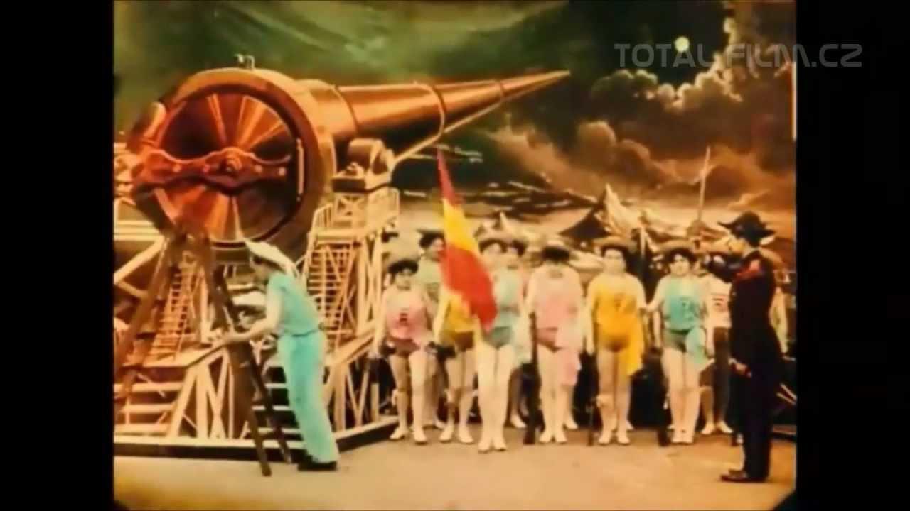 CESTA NA MĚSÍC - PODIVUHODNÁ CESTA (1902, 2011) český trailer
