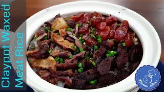 CNY Claypot Cured Meat Rice - Lap Mei Fan 腊味饭