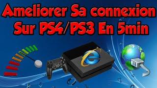 Améliorer Sa Connexion Internet Sur PS4/PS3 En 5 minutes