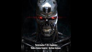 Video Game Genres: Action Genre (Incorrect Version)