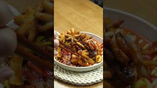 Stir-fried Small Octopus and P…