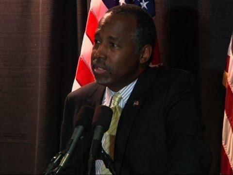 Ben Carson Unveils Health Care Plan