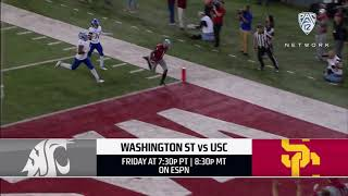 Washington State - USC football game preview
