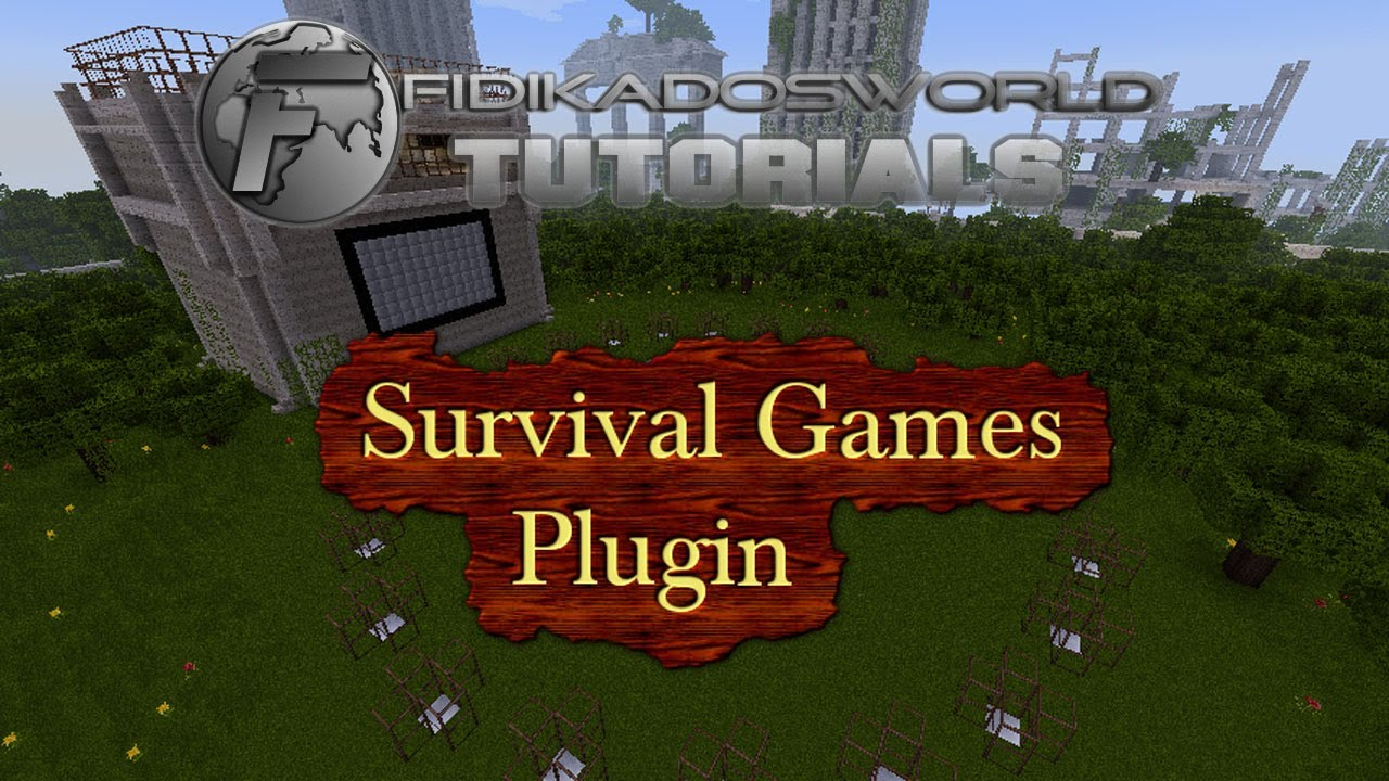 Survival games plugin signs