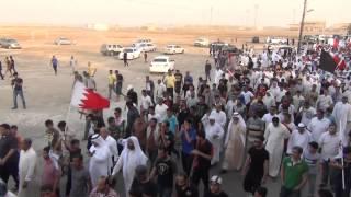 سترة : مقتطفات من تشييع الشهيد حسن عبدالله 19/9/2012