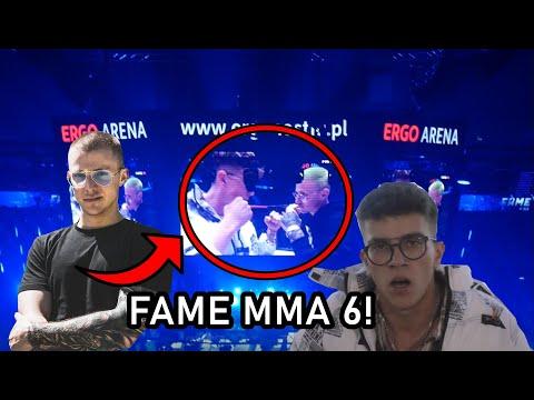 BLONSKY VS TROMBA !!! RELACJA Z FAME MMA 5
