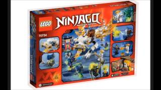 Ninjago official Sets of Summer 2015 in DETAILS!