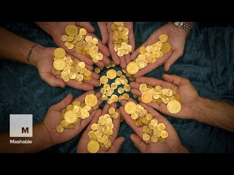 $4.5M of Gold Recovered From 300-Year-Old Shipwreck in Flori