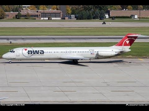 Minecraft McDonnell Douglas DC-9 Tutorial (Northwest Airlines)