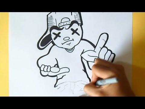Como Desenhar Um Personagem Fácil Wizard Art By Grafite Wörld