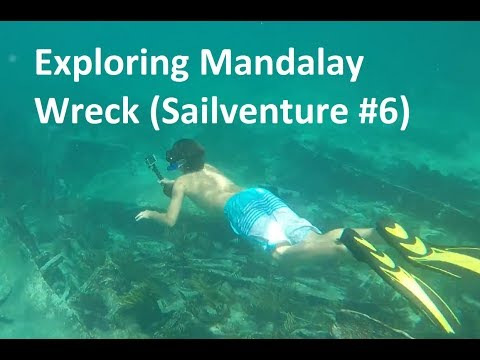 Sailing Miami Biscayne Bay and Snorkeling Ship Wreck - Sailventure #6