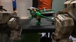 ไดโนเสาร์พันธุ์อึด