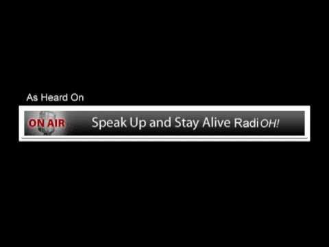 Speak Up and Stay Alive RadiOH! and Beth Israel Deaconess Medical Center interview