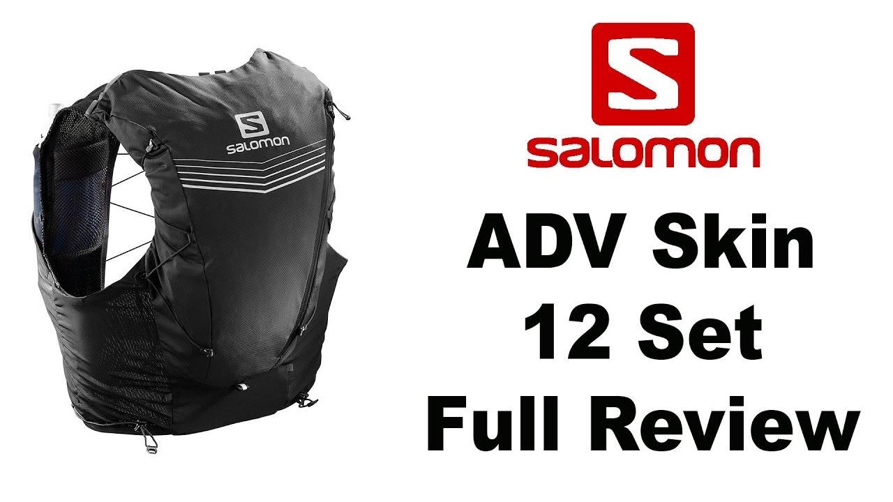 dda368d246 Gear Review: Salomon Advanced Skin 12 Set Hydration Vest