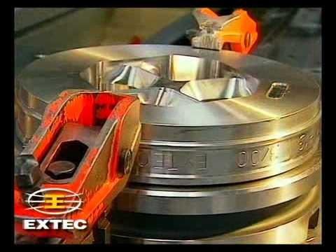 Aluminum Extrusion Dies (Extec)