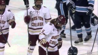 Boston college junior forward alex carpenter is the nation's leading scorer and a finalist for 2015 patty kazmaier award, top honor in women's colleg...