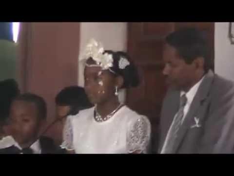 Teny fisaorana - Première communion Linda. 03 Juillet 2016