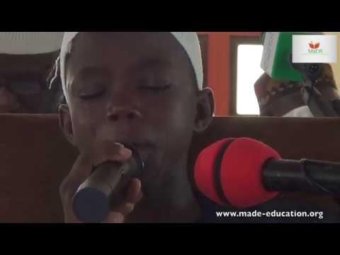 Récitation émotionnelle du Coran par le jeune Haafiz Fallou DIENG I MaDE Ngabou Sénégal 2016