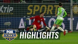 VfL Wolfsburg vs. RB Leipzig | 2017-18 Bundesliga Highlights