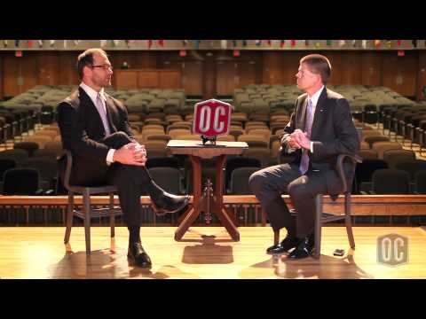 Chris Spielman - Oklahoma Christian Q&A