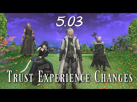 Repeat FFXIV - Quick Gil making in Patch 5 05 (without