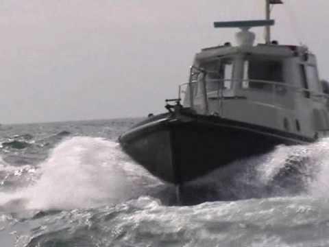 Versatile Pilot  vessel .Trinity House wmv