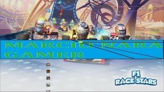 Gameplay F1 Race Stars (PS3)