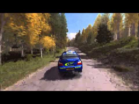 DiRT Rally // Subaru Impreza WRC 2001 Crash