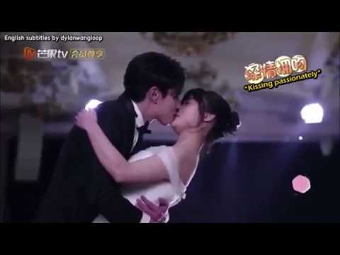 [ENG SUB] Meteor Garden Wedding Kiss BTS + Extended Behind The Scenes - Dylan Wang Cut