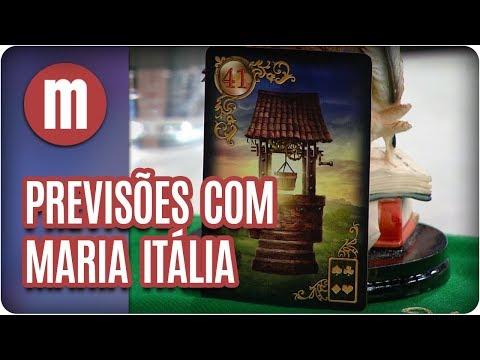 Previsões com Maria Itália - Mulheres (15/02/18)