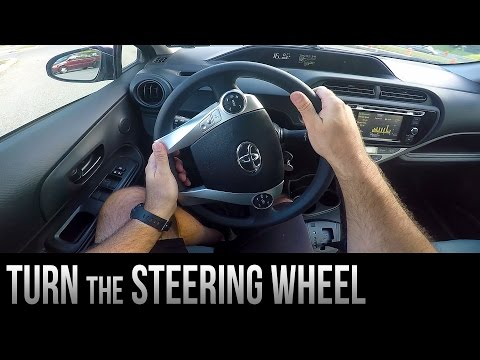 How to Turn the Steering Wheel