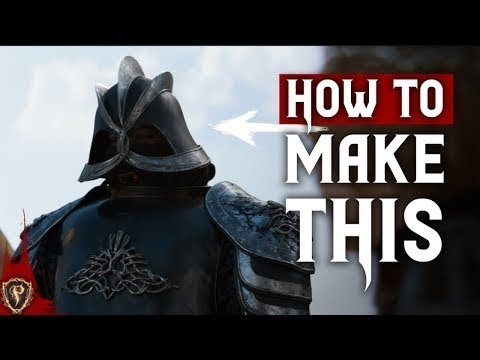 ⚔️ DIY QUEENS GUARD HELMET - GAME OF THRONES 🛡️ How To Make Leather Armor