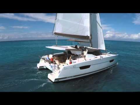 Fountaine Pajot Lucia 40 Catamaran in Croatia