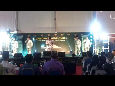 Festival Nasyid KUMPULAN TASBIH ( Belia Putra Jaya)