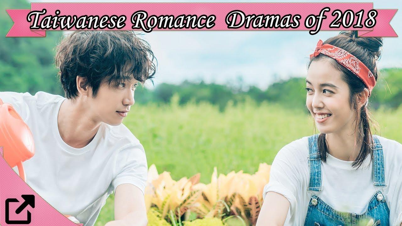 Top 10 Taiwanese Romance Dramas of 2018