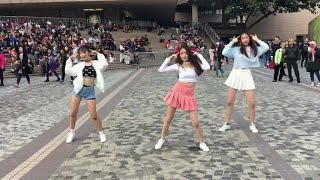 [161231] TWICE(트와이스) - TT(티티) (Dance cover by SparksDance HK) @2nd Flashmob