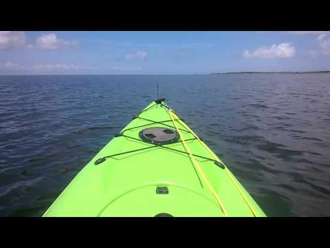 Kayaking Cape Hatteras